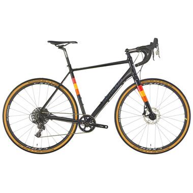 SERIOUS GrAFIX PRO Sram Apex 1 Gravel Bike 40 Teeth Black/Orange 2020